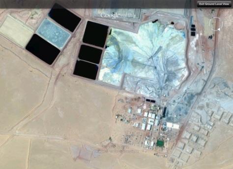 Niger Uranium Mine