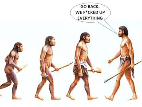 evolutionsteps