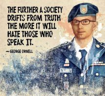 Chelsea Manning is Courage's newest beneficiary
