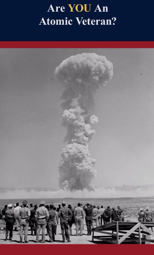 Atomic Veterans VA 2012