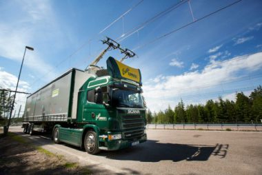 Electric highway in Sweden