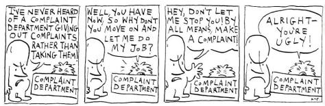 Complaint Department 2