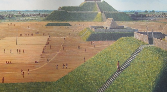 Cahokia: Mystery of the Mounds