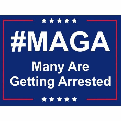 Maga many are getting arrested Greg Petrequin