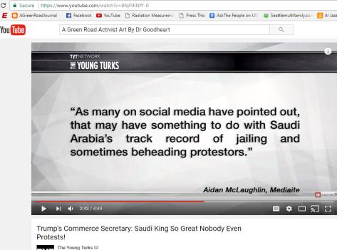 Saudi beheading protestors