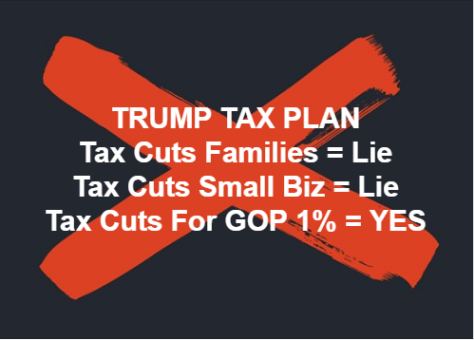 Trump Tax Plan for the 1 percent