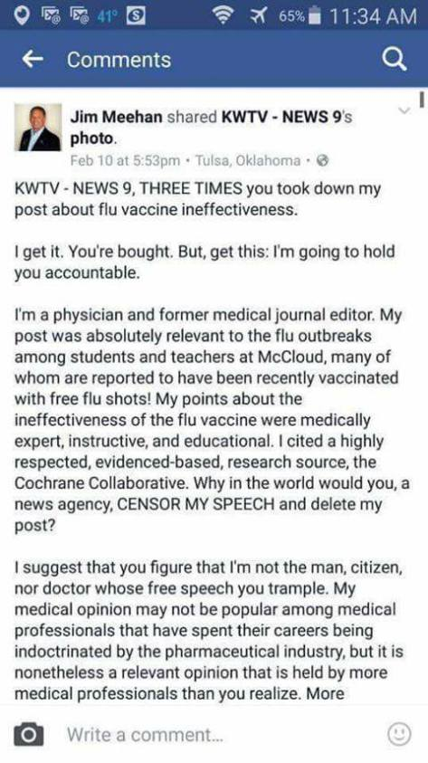 vaccine dangers medical doctor censored taboo report Dee Latta