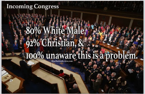 White Privilege Congress The Bitchy Pundit