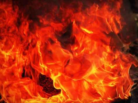 ash background beautiful blaze
