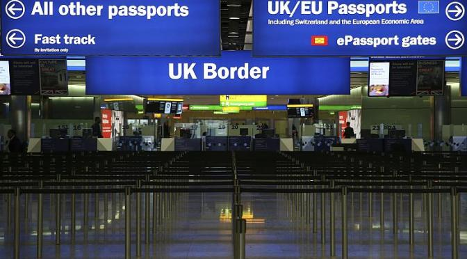 Which EU country gives most first residence permits?