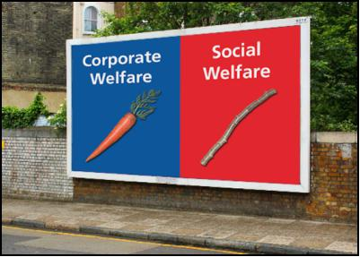 VOODOO ECONOMICS: 'Corporate Welfare Queens', Quantitative Easing as Outrageous Corruption – By Valentin Katasonov (Flashback)