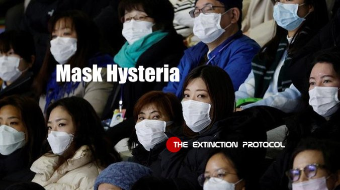 Mask hysteria